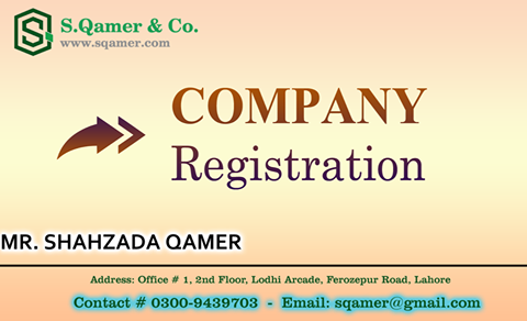 company registration in Pakistan
