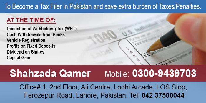 Tax Filer