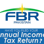 How to become tax filer in Pakistan