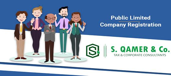 Public Limited Company Registration in Pakistan